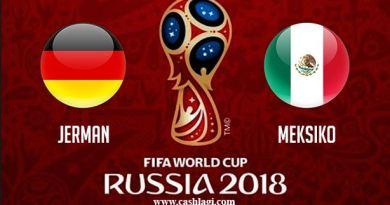 Prediksi Bola Germany vs Mexico Tanggal 17 Juni 2018
