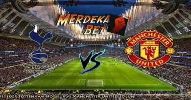 Prediksi Bola Akurat Tottenham Hotspur vs Manchester United 20 Juni 2020
