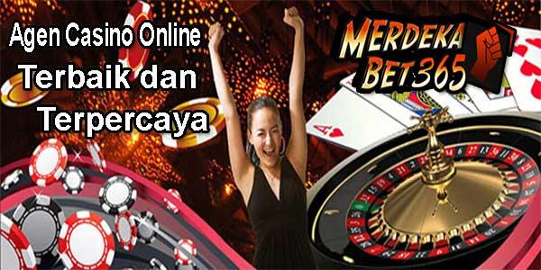 Agen Judi Casino Online Terbaik dan Terpercaya