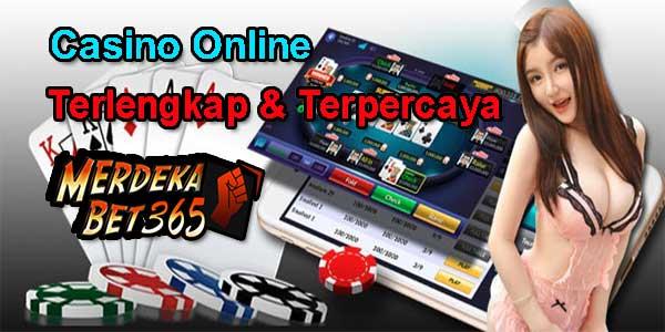 Casino Online Terlengkap dan Terpercaya