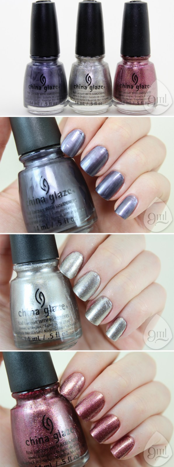 China Glaze -  Autumn Nights - 9ml - Sue Brandao