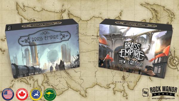 New Canton is on Kickstarter