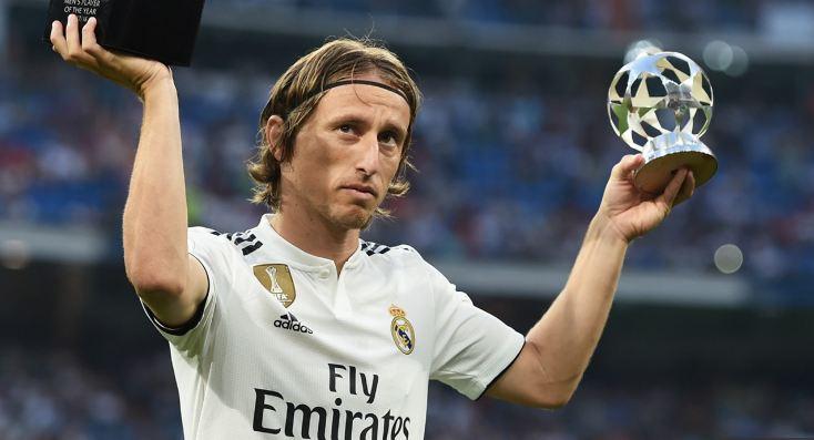 Lionel Messi Terbaik Tetapi Tahun Ini Pasti Milik Luka Modric