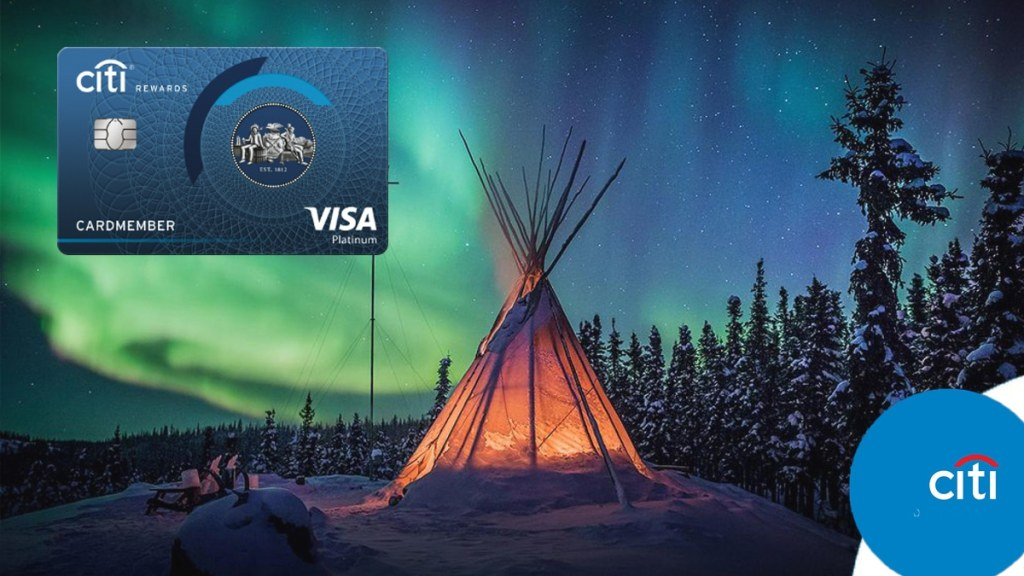 (Citi Rewards Visa Platinum Card )