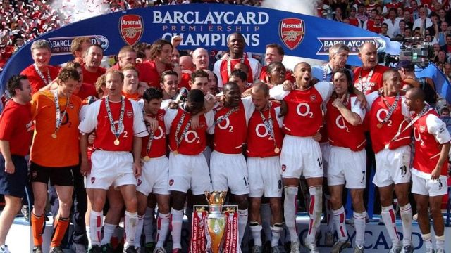 Arsenal The Invincibles