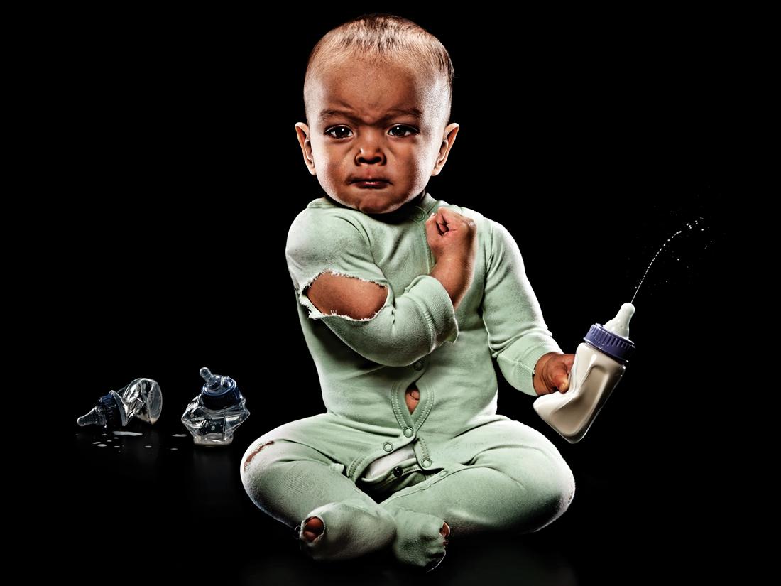 Resultado de imagen para strong babies