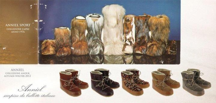 Anouk Anniel: i doposci fashion
