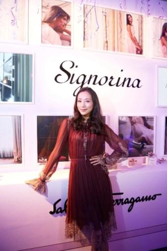 Han Xue_Signorina experience wall