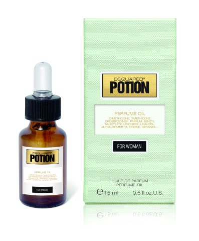 Potion for Woman Perfume Oil+pack