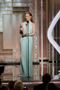 Chastain Jessica - 70th Annual Golden Globe Awards - Show