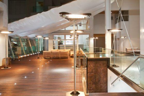 Open Lobby Magna Pars Suites Milano