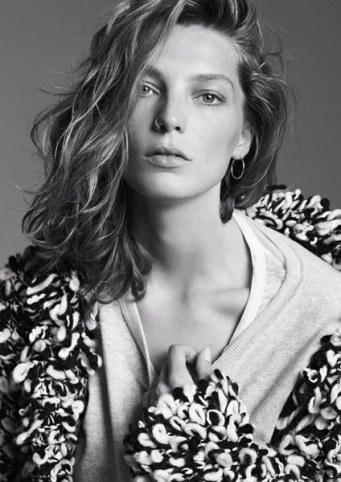 Daria Werbowy - Isabel Marant pour H&M