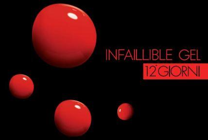 INFAILLIBLE GEL 12 GIORNI