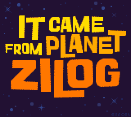 It Came From Planet Zilog (GBC)