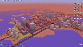 3D City (Micropolis) : il est 5 heures, Craigny 2 s'éveille