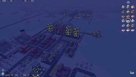 3D City (Micropolis) : c'est beau, une ville la nuit