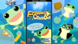 Frogger's Crackout