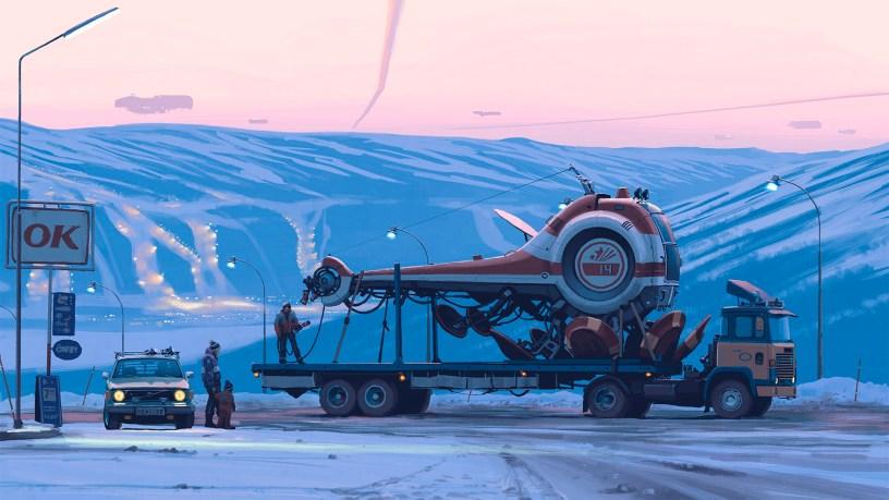 Ship 14 (Simon Stålenhag)