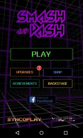 Smash and Dash screenshot 1 (Android)