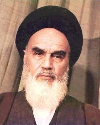 The Ayatollah of Iran, of which Manucher Ghorbanifar had close connections with at one time.
