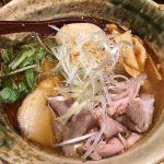 西武新宿駅徒歩1分×「焼きあご塩らー麺 たかはし 本店」アゴダシの濃厚で澄んだスープがたまらない『焼きあご塩らー麺』