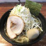 上石神井駅徒歩1分×「jun-pey ra-men 上石神井店 」こだわり醤油で作られた黒いスープ『黒ラーメン』