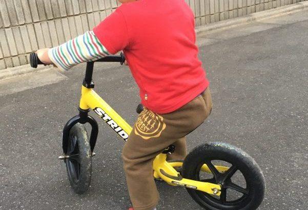 バランスバイク(キックバイク)の選び方とおススメをまとめました!(そんでもって購入しました♪)