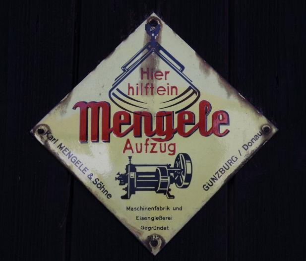 Lilling Mengele Aufzug