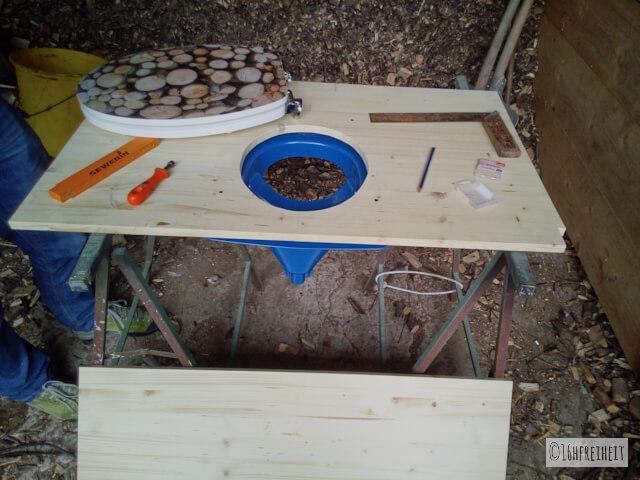 Komposttoilette Bauen wenn das stille örtchen fehlt komposttoilette für den garten