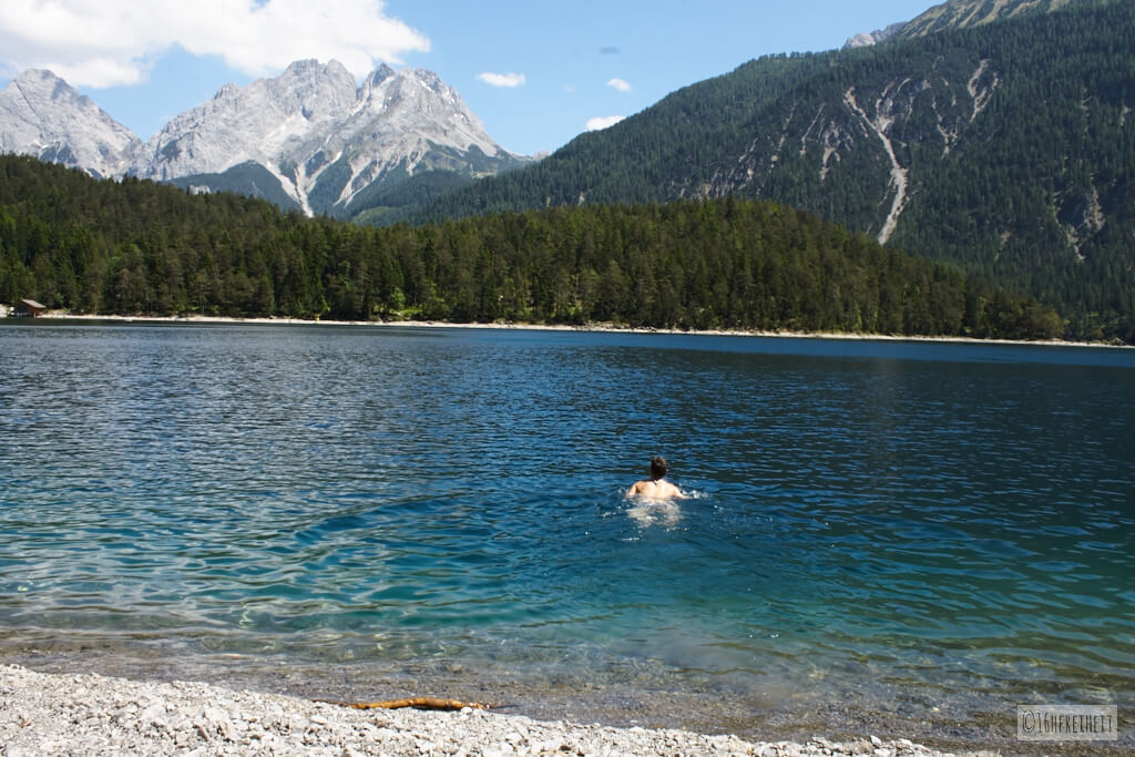 Auf Umwegen zum Blindsee - Wanderung in Tirol