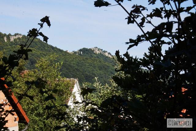 Fränkische Schweiz A-Z Ortspitz_Blick aufs Walberla