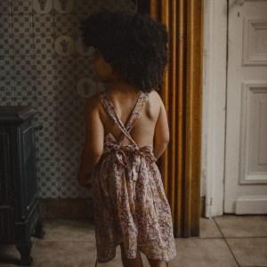Robe petite fille