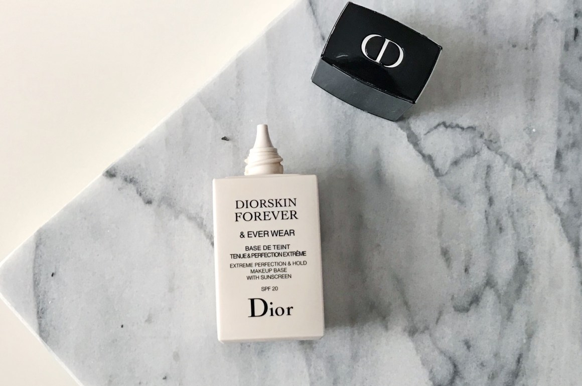 REVIEW: DIORSKIN FOREVER & EVER WEAR MAKEUP BASE