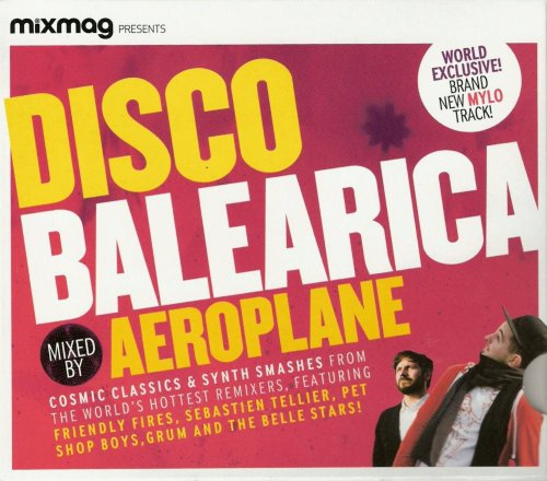 Mixmag Presents: Disco Balearica (Mixed by Aeroplane)