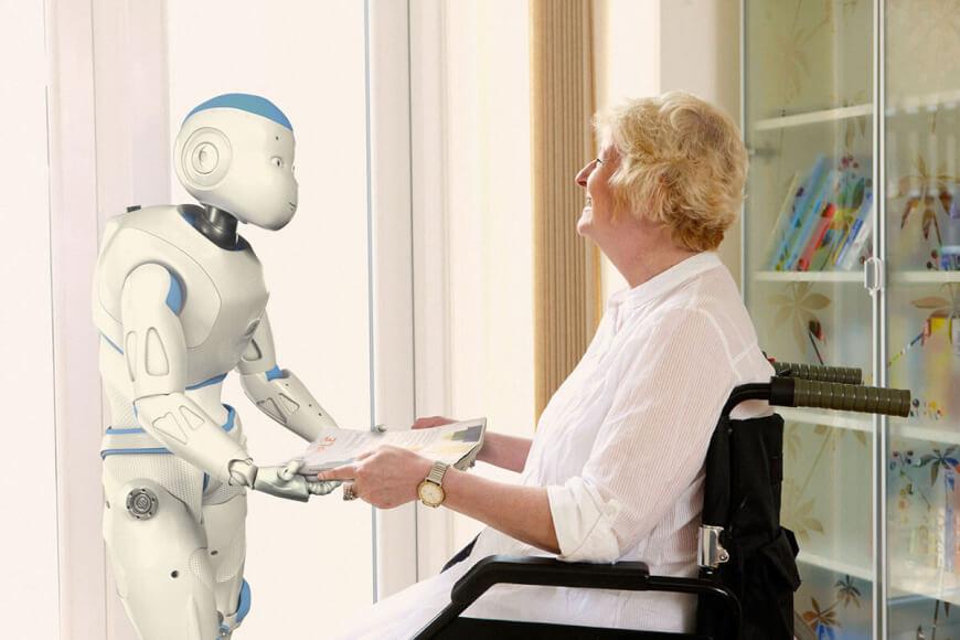 Robotics In Healthcare Get Ready The Medical Futurist