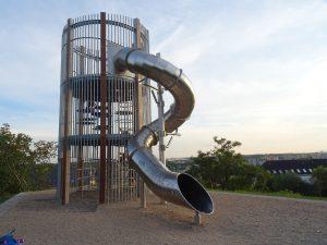 Věž s tobogánem Řepy