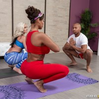 Breathe In, Stretched Out with Alena Croft, Bridgette B & Ricky Johnson