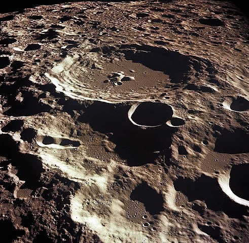 Moon was found to have had many more craters than most people thought