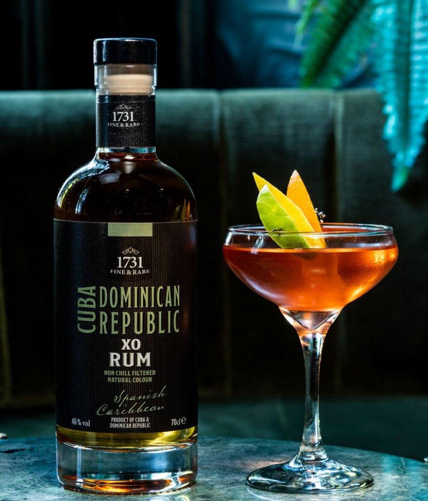 1731 Regional Blends and Single Origin rum