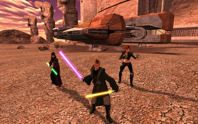 Star Wars: Knights of the Old Republic' Remaster Coming Soon from Aspyr,  Confirms Insider   Tech Times