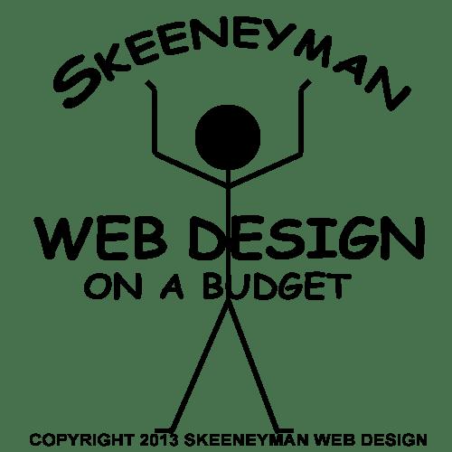 Skeeneyman Web Design