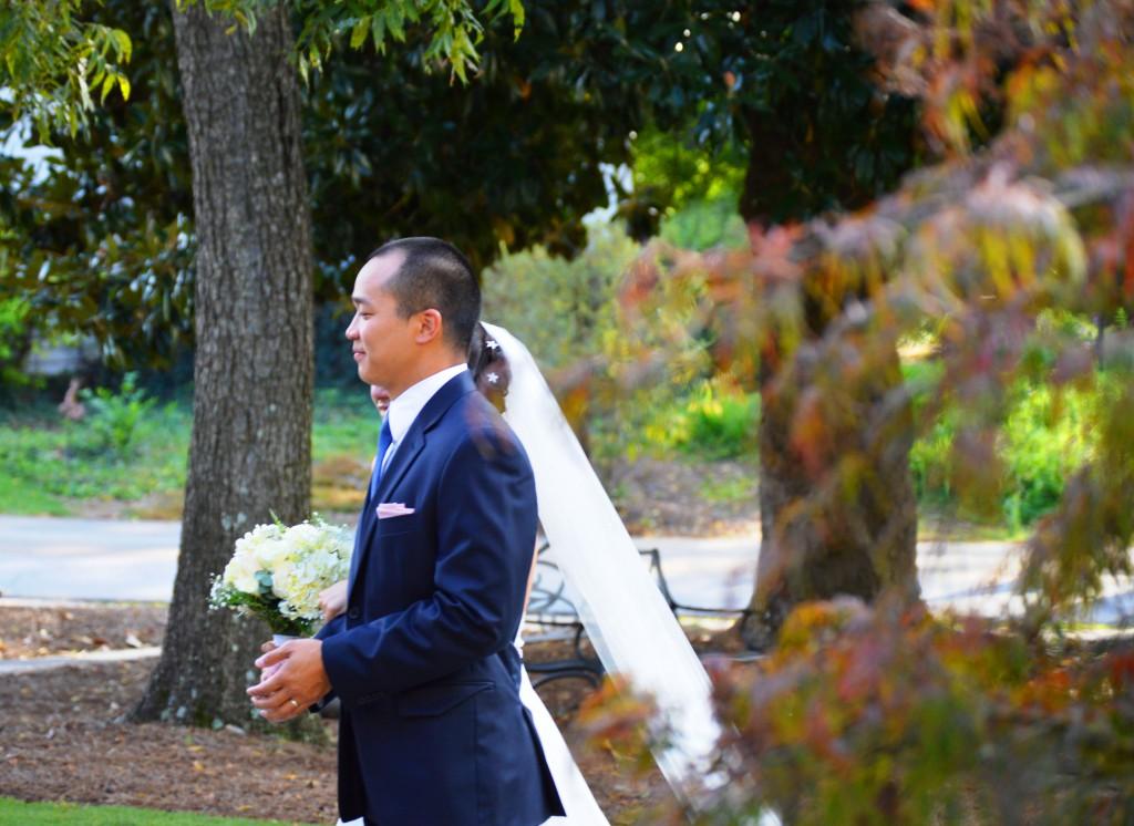 Fall Wedding Georgia