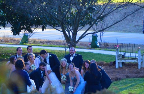 Congratulations LJ and Molly Part 2! 173 Carlyle House Historic Downtown Norcross