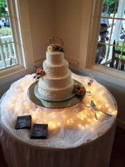 Congratulations Jenny and Brooks! 173 Carlyle House Historic Downtown Norcross