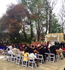 Congratulations Yolanda and Warrick! 173 Carlyle House Historic Downtown Norcross