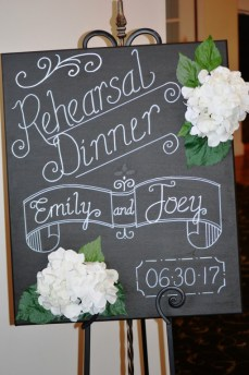 Emily and Joey's Rehearsal Dinner 173 Carlyle House Historic Downtown Norcross