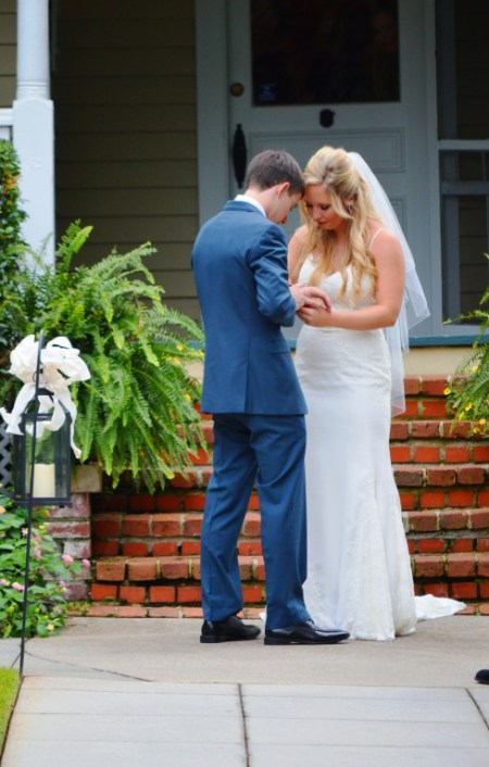 Carlie and Calvin's wedding 173 Carlyle House Historic Downtown Norcross