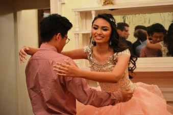 Veronica's Quinceanera 173 Carlyle House Historic Downtown Norcross