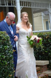 Rebecca and Chris's Wedding 173 Carlyle House Historic Downtown Norcross