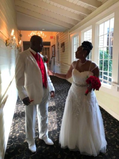 Yvette and Zurishaddai's Wedding 173 Carlyle House Historic Downtown Norcross